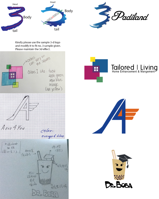 Examples of logo sketches   02