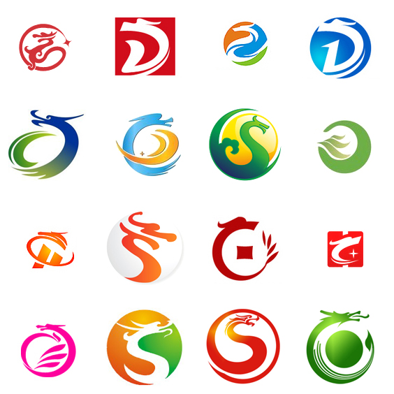 200+ Dragon Business Logo Design Inspiration