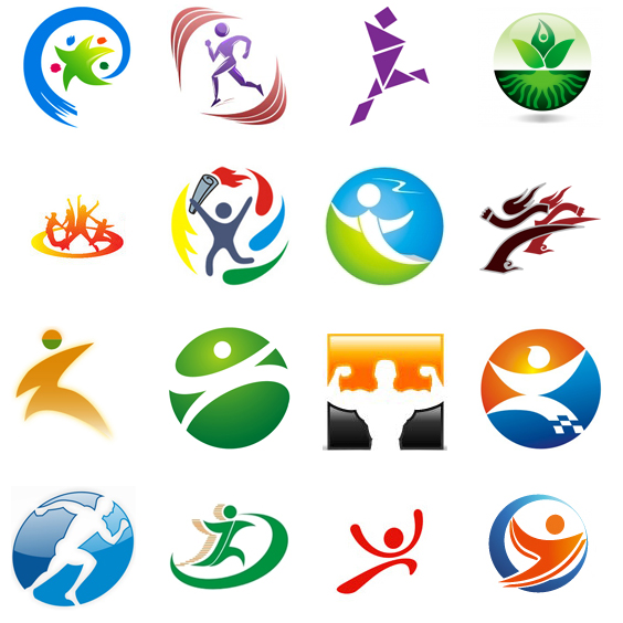 Good Looking Physical-Fitness Logos Design for Inspiration