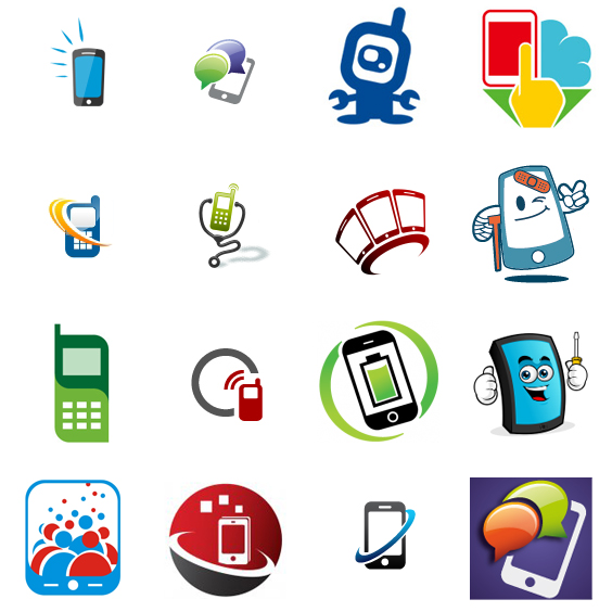 phone logos images logoinlogo
