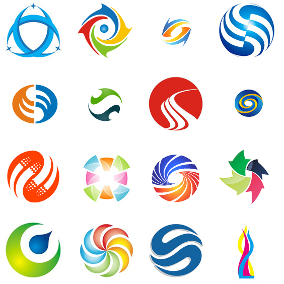 examples of Rotation Logo design