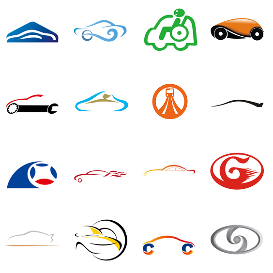 200+ Cool & Creative Car Logo Design Inspirations