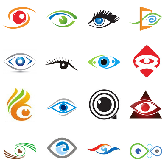 Eye logo design eye company logo ideas logoinlogo for Logo suggestions free