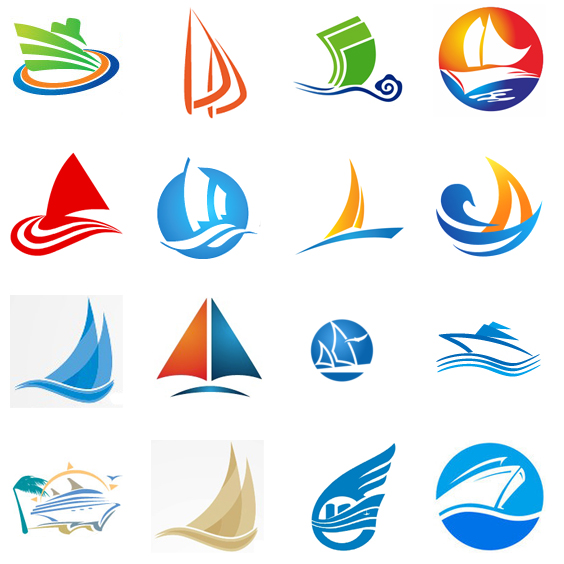 Good Looking Ship Logos Design for Inspiration