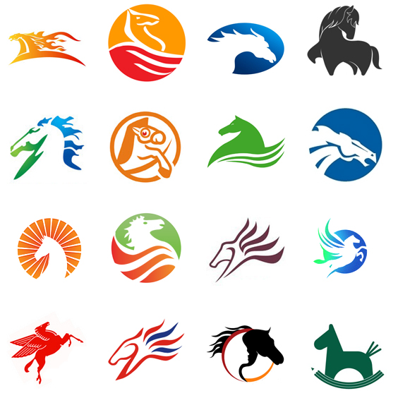 Exceptional horse Logos for Inspiration