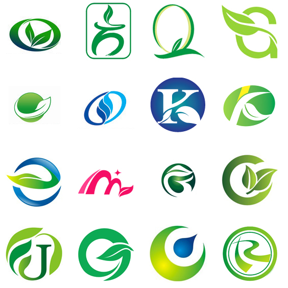 200 Leaf Logos to Increase Your Appetite