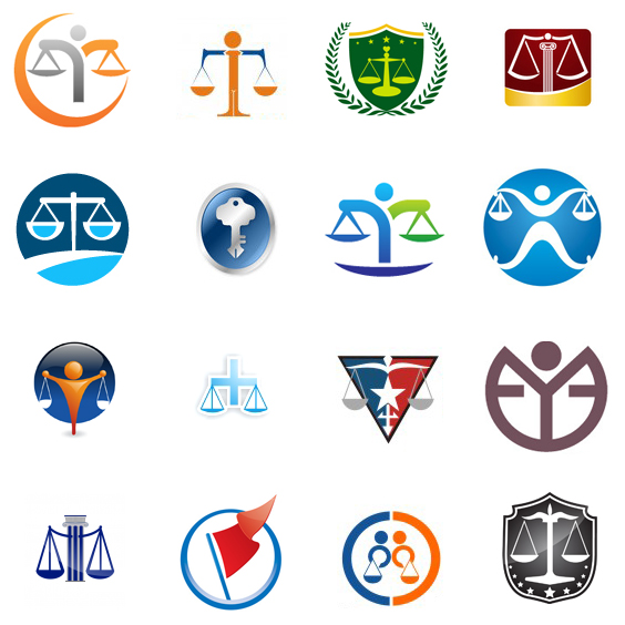 Fresh Examples of Legal Logo Design