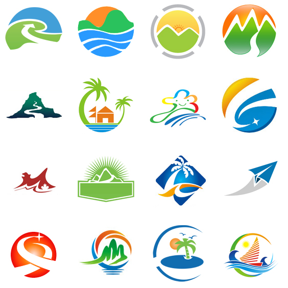 200+ Latest and Creative Tourism Logo Designs for Design Inspiration