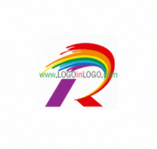 great R Store Logo Example