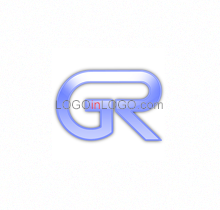 Good-looking R Corporation Logo