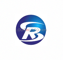 Good-looking R Logo Sample