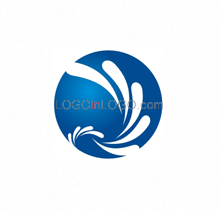 Cool Recycle Business Logo Sample