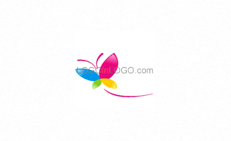 54+ Butterfly Logo Maker for Design Inspiration | LOGOinLOGO